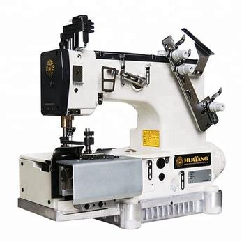 Trousers Ear Elastic Thread 40 Needles Multi Needle Sewing Machine Beauteous Elastic Thread Sewing Machine