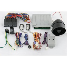HUATA HT-600 A259 High Quality 1 Way Car Alarm System With Remote Engine Start