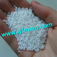 Commercial prices for 5N Purity silica fused quartz sand hot sale in China