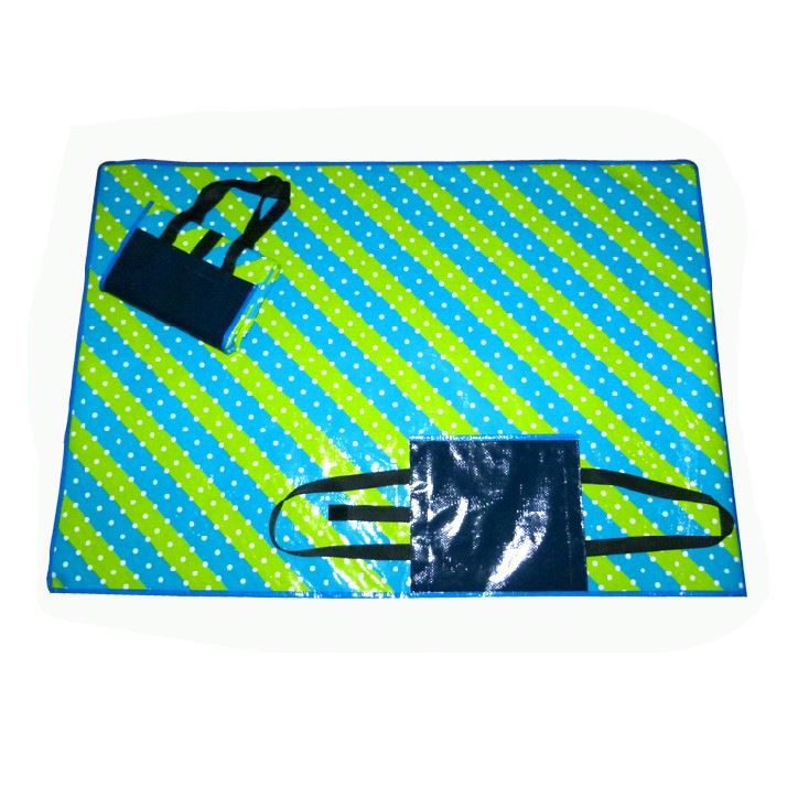 New arrival different styles reasonable price beach mat bag