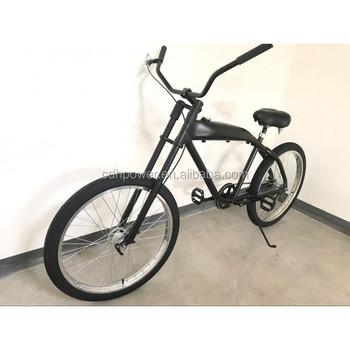 26 Inch Cdh Gt-2e Gas Bike W/3.4l Gas Frame - Buy Motorized Bike,26 ...