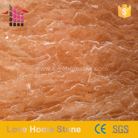 New quarry red marble chips almas stone