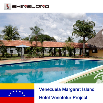 Venezuela Margaret Island Hotel Venetetur Project from Shinelong