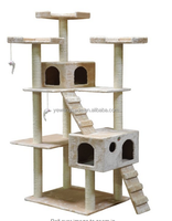 2016 Hot selling pet product of high quality fashion cat tree