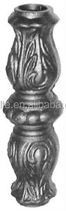 Wrought iron bushes cast iron collars with various design and good quality