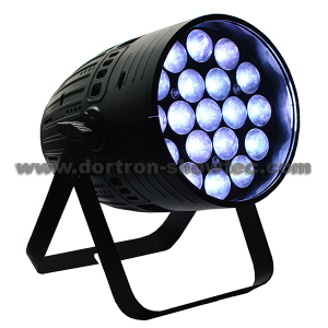 LED Par Zoom 19X15W WW CW 2in1