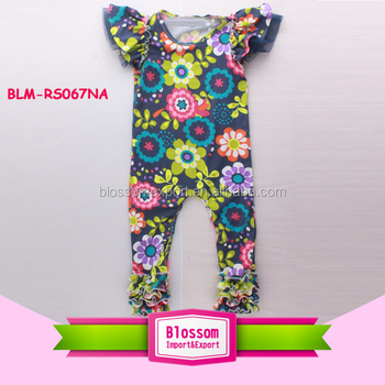 bb3aa3640af8 Icing Onesie Wholesale Image Kid Clothes Playsuit Custom Pattern ...