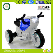 New kids desigh toys kids three wheel motorcycle plastic tricycle electric cars