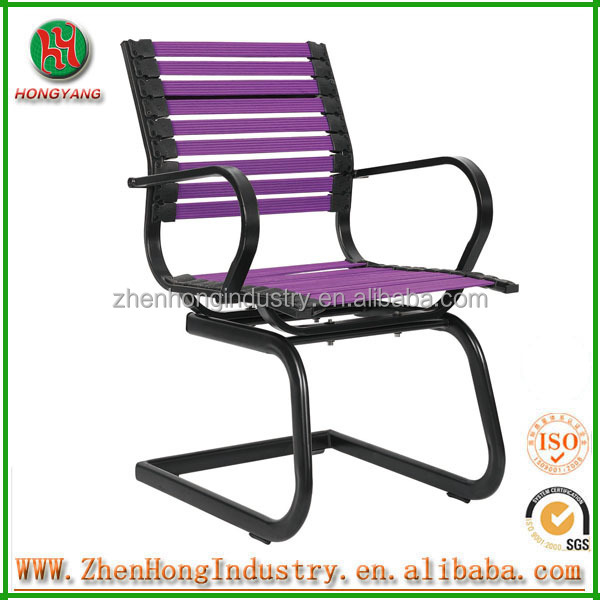 Bw Purple Chair / Purple Office Chair/bungee Chair Without Wheels ...