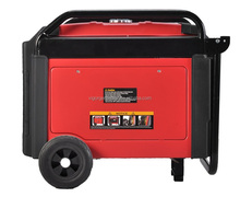 2017 Hot Sale Environment-friendly 5KW Protable Nature gas super silent Generator 5000 Watts for home use