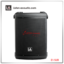 E1 Portable Rechargeable PA Speaker with Mp3 and Bluetooth