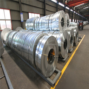 dx51d z80 hot dip galvanized steel strip coil