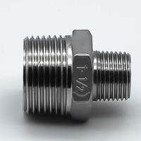 Stainless Steel Pipe Fitting HEXAGON Nipple