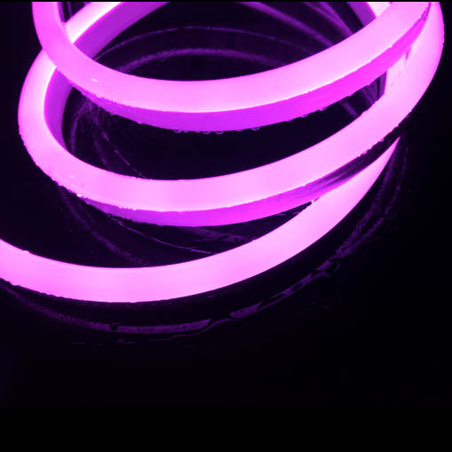 LED neon tubes colored 240V 120V 24V 12V