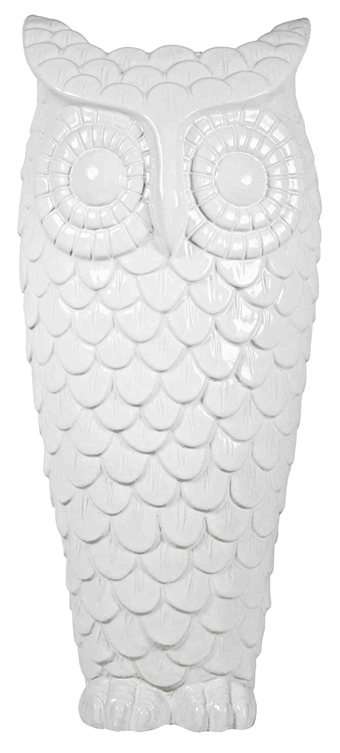 Cheap owl vase white find owl vase white deals on line at alibaba get quotations ceramic owl vase reviewsmspy