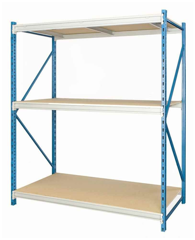 Bulk Rack with Particle Board Deck