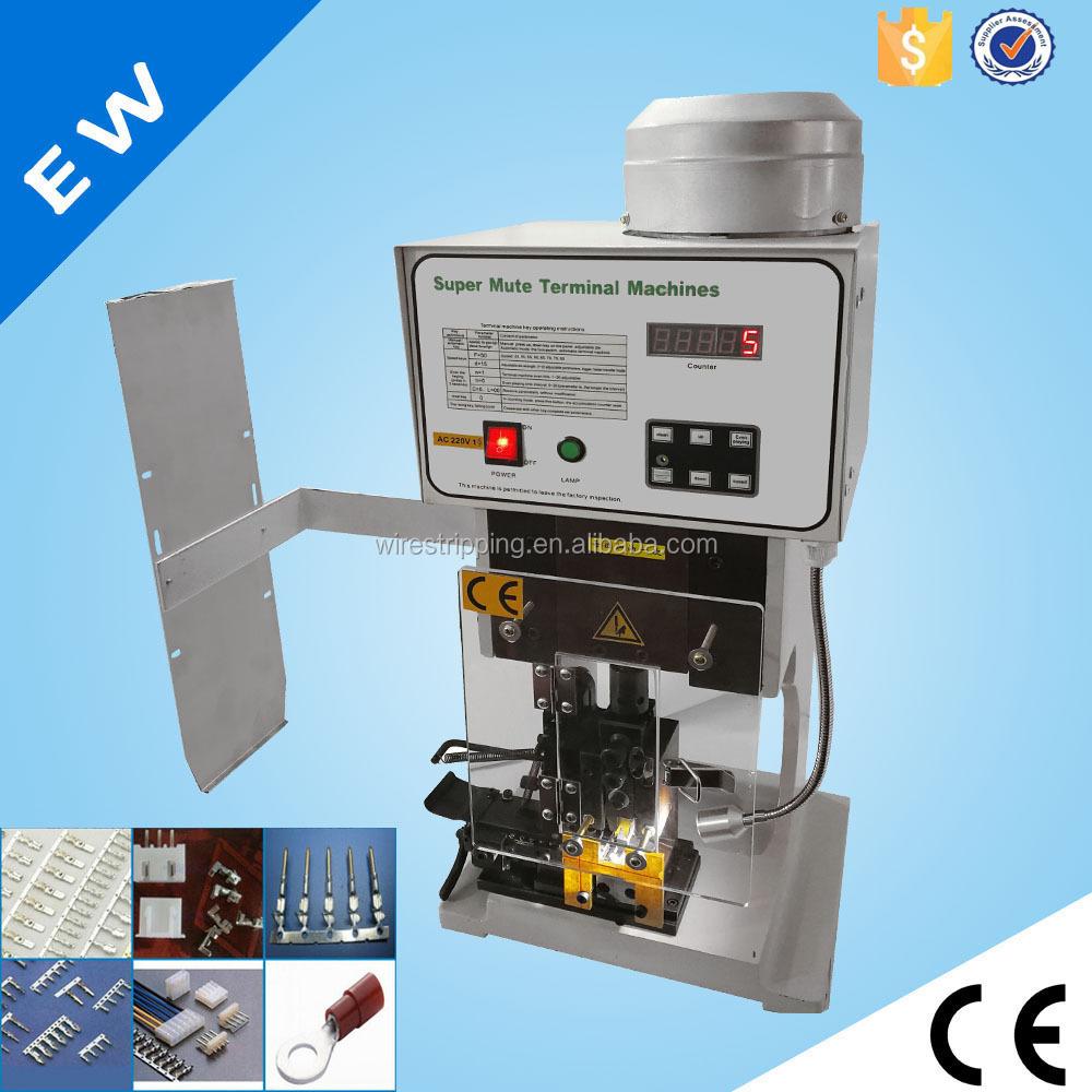 Ew-09c Wire Harness Crimping Machine,Automatic Crimping Machine,Eletronic  Crimper - Buy Automatic Crimping Machine,Wire Harness Crimping Machine,Eletronic  ...