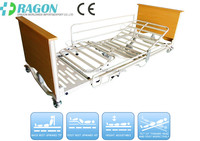 DW-BD143 adjustable bed reviews multifunctional medical electric nursing bed cheap worought iron beds
