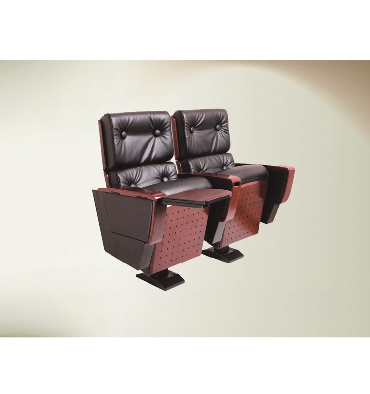 Modern leather church chair cheap price auditorium chairs for Cheap leather chairs