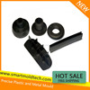 Injection Plastic Parts with PA , PP , PVC ,PU ,TPU ,TPV ,TPE material mould manufacture