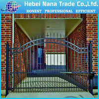 2015 New steel main gate design ( made in China )