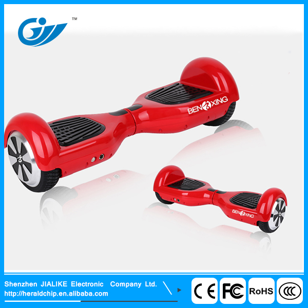 2 wheels powered electric hoverboard electric skateboard scooter