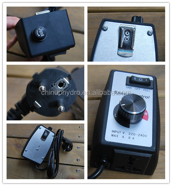 Variable Speed Fan Controller/motor Speed Controller/ac Motor ...