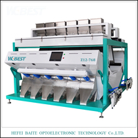 Good Quality Big Output Oil Seeds Color Sorter With Professional Engineer Service