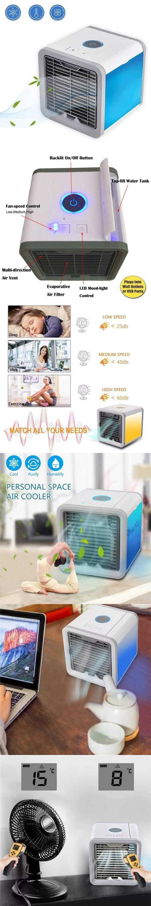 Amazon Hot Sale Air Conditioner Arctic Portable Mini Air Cooler in Lahore