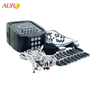 AU-7003 new machine in 2019 electro muscle stimulatiom ems fit training