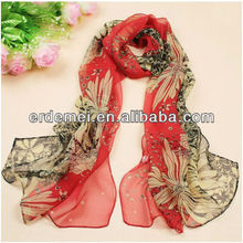China design hijab sexy women scarf