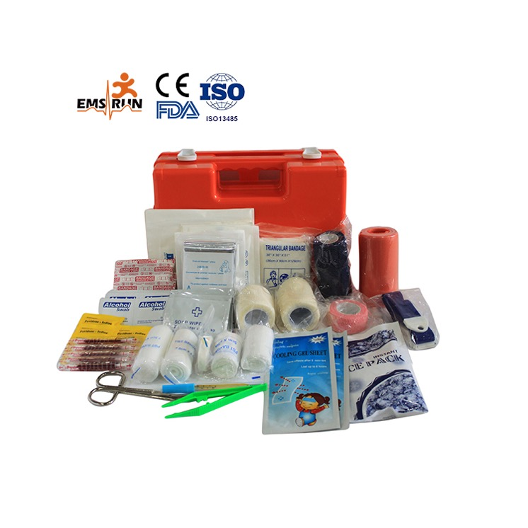 ABS prodotto vuoto impermeabile emergency first aid kit box
