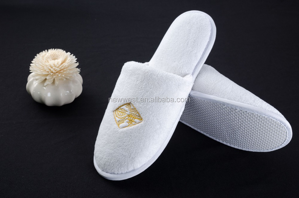 Factory price disposable Hotel Slippers