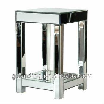 Venetian Mirrored Medium Narrow Table