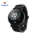 Y6PLUS Smart Bracelet 1 Inch Touch-Screen Display Waterproof Intelligent Sports Watch Real-time Heart Rate Monitor Smart Watch