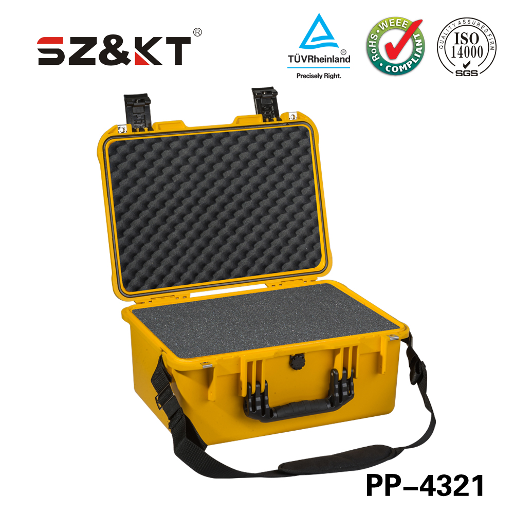 Tools Packaging Case Rotomoulding tool boxes/ ABS waterproof plastic tool case