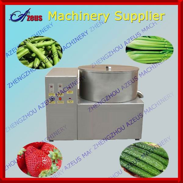 Fruit&Vegetable Processing Machines Spin Dryer for Greens Leaf 0086-13592420081