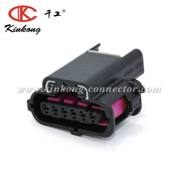 6 Pin/Way Gas Accelerator Pedal Plug 06-08 Audi A3 VW Skoda VOLVO Automotive Waterproof Connector