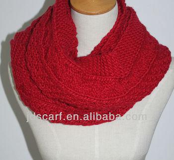 Knitting Free Pattern Scarf And Snood Ksa 025 Scarf Knit Winter