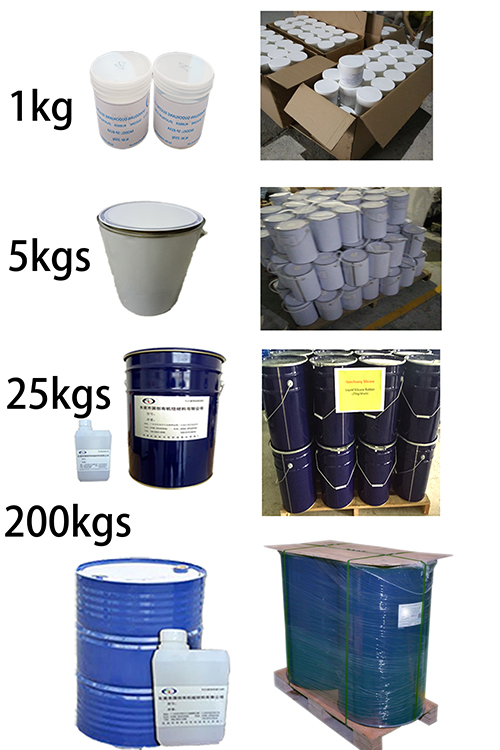 C830 good price of liquid silicone rubber for mold making