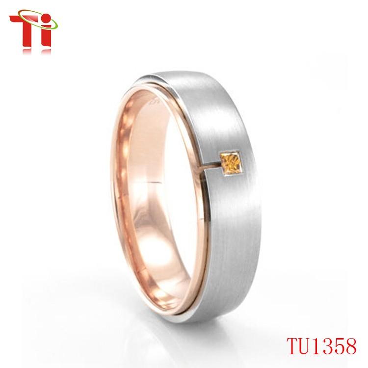 Tungsten Latest 2 Gram Gold Ring For Women 1 Gram Gold Ring For