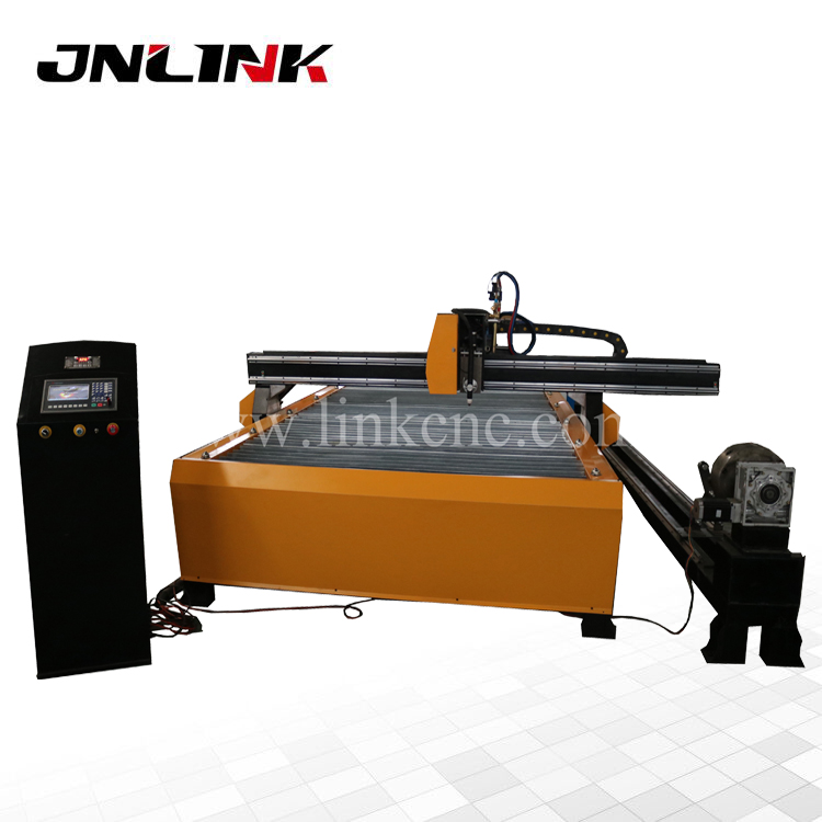 Economic plasma arc cutter machine price 2040 hua yuan lgk-120 plasma source with 2 year warranty