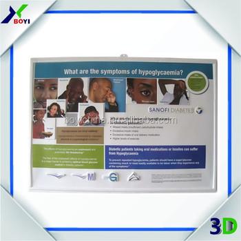 3d Color Gráfico Pared Enseñanza Médica/educativos Anatomía Cartel ...