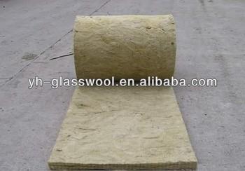 Fireproof Rock Wool Blanket Mineral Wool For Boiler