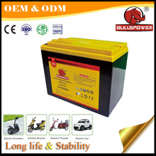 Factory direct selling 12volt 24 volt lead acid dc power battery 40ah operated tricycle