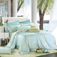 Bed Set Embroidery Cotton Bed Sheet In China King Size Light Color ...