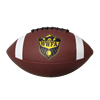 made in china custom american football ball official size 9 pvc materials for sale