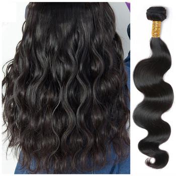 Leyuan blossom bundles virgin cheap brazilian hair weave wig for black women  in angola 7b19cd858f