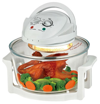 Electric Round Glass Cooker Oven Buy Electric