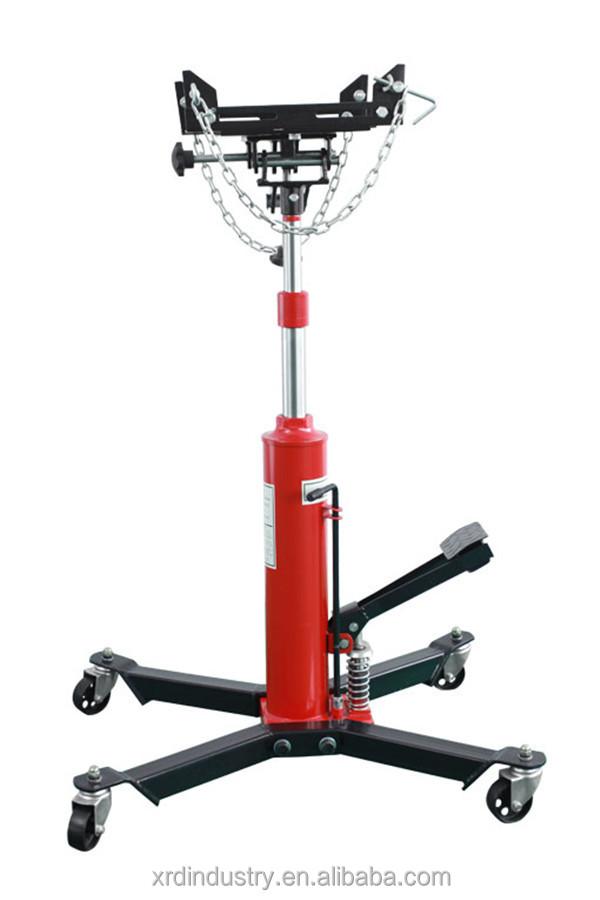 Hydraulic Life Support : Ton hydraulic higy quality transmission jack buy high